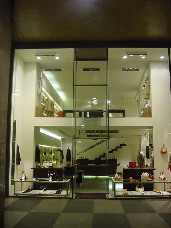 国外橱窗设计欣赏-室内设计-环艺设计-第一视觉
