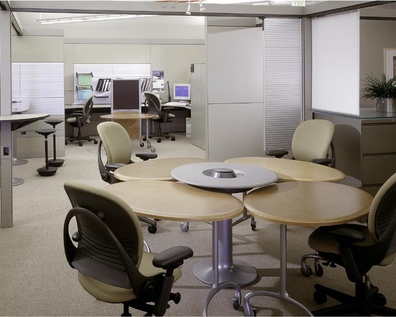 商业空间设计效果表现 办公空间设计2