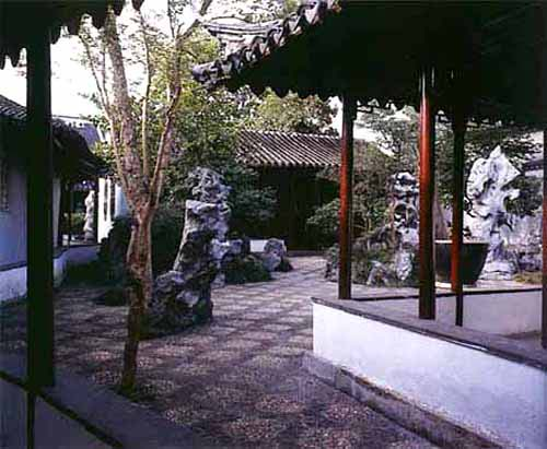 中国园林:苏州古典园林