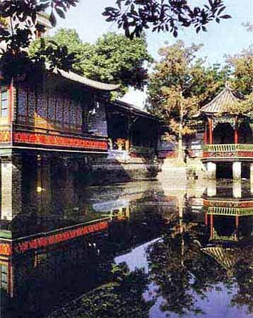 中国园林:广东古典园林