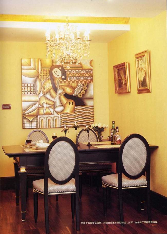 中式家居装修设计(一)-家装设计-环艺设计-第一视觉